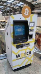Jak nakoupit kryptoměny: nákupní automat
